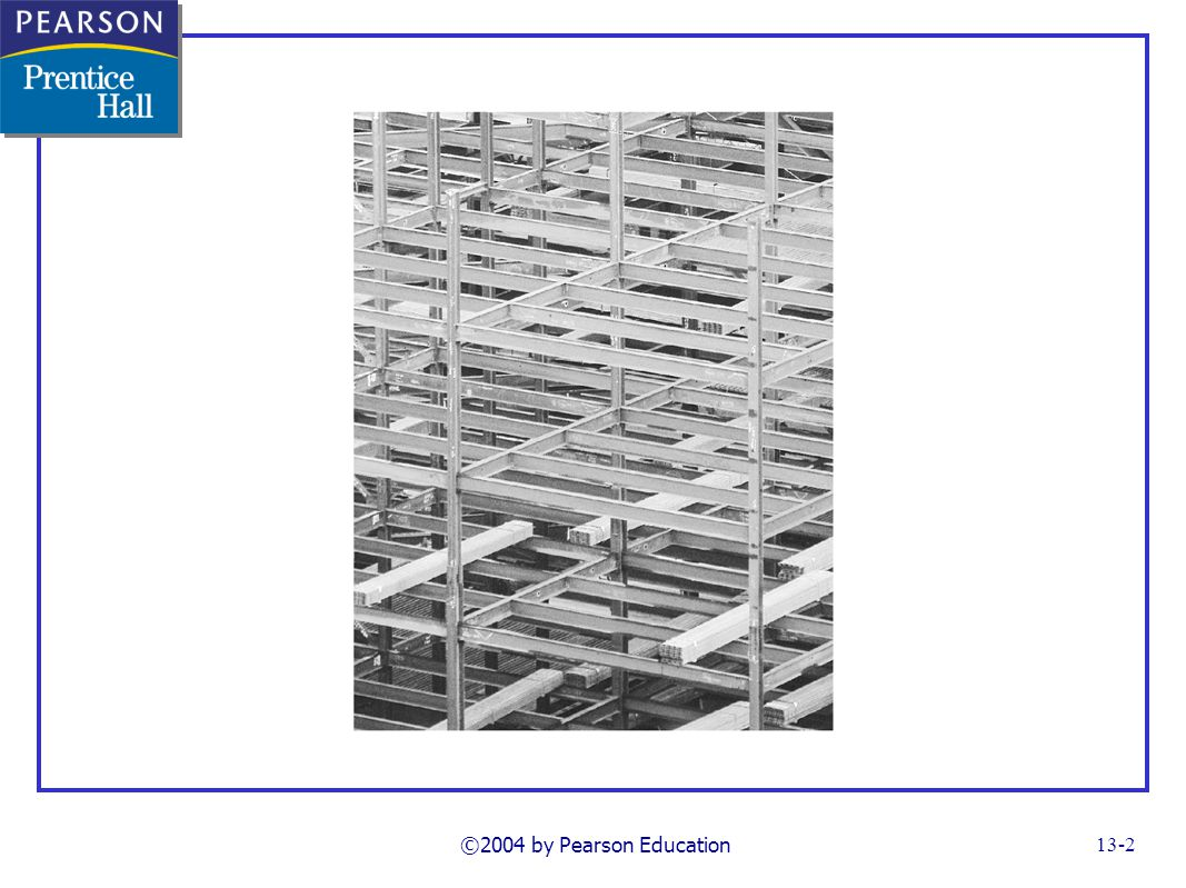 ©2004 by Pearson Education13-2