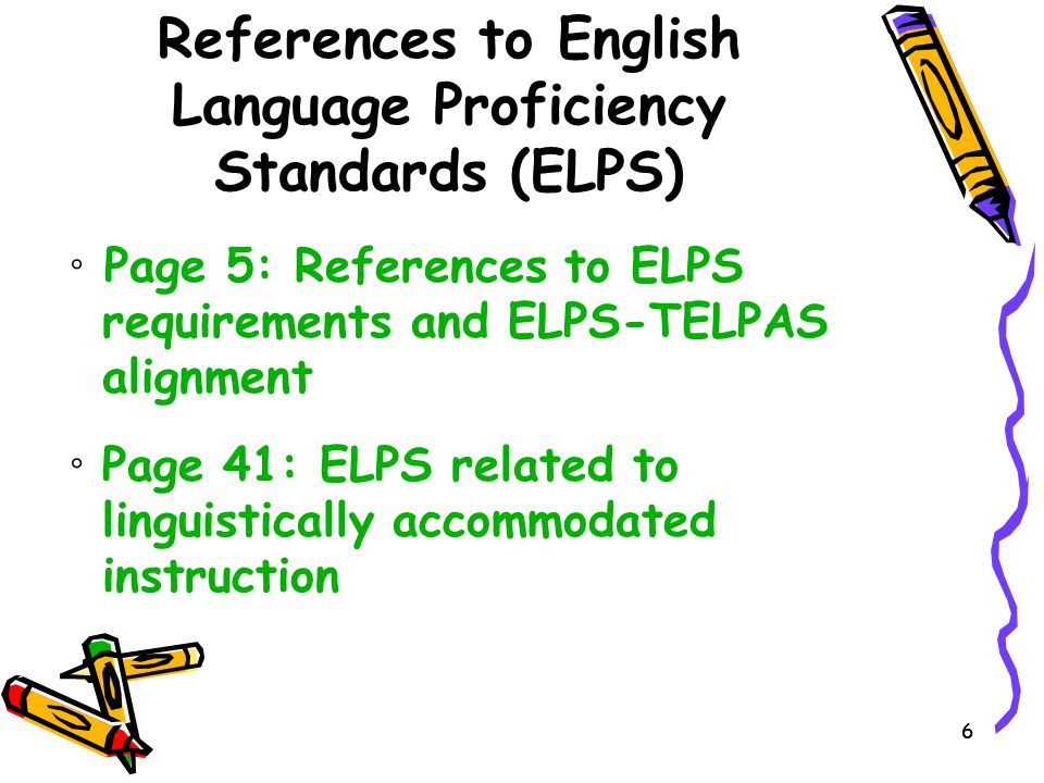77 Information Related to Transition from RPTE to New TELPAS Reading Tests Page 14: Indicates change in use of past RPTE results in exemption criteria Page 71: Summarizes effect of transition on 2007-08 AMAO requirements and plans for current school year