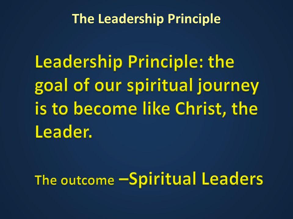 The Leadership Principle