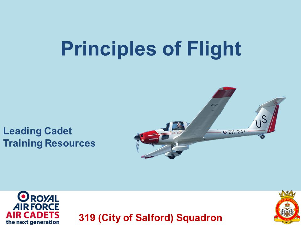 319 (City of Salford) Squadron How Far Can It Go.