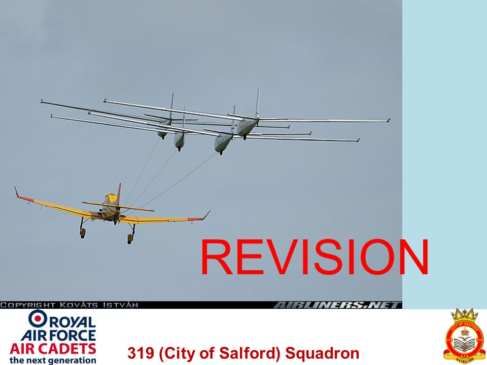 319 (City of Salford) Squadron Questions What happens to Lift when a Wing is Stalled.