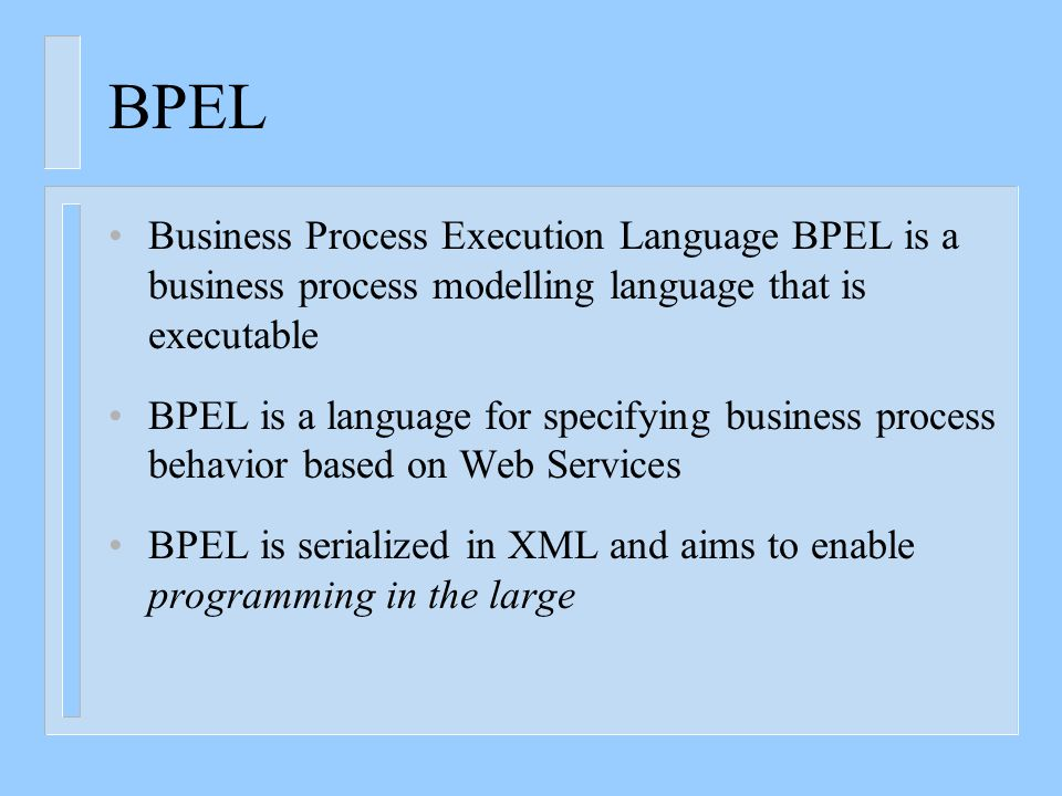 Example: Business process 2