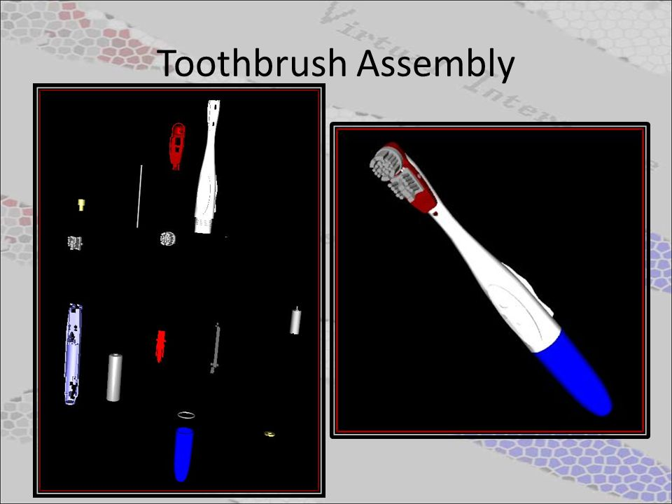 Toothbrush Assembly