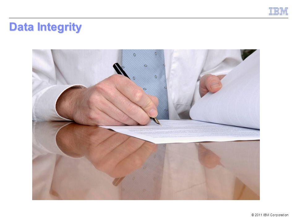 © 2011 IBM Corporation 21 CFR Part 11  Possible revision .