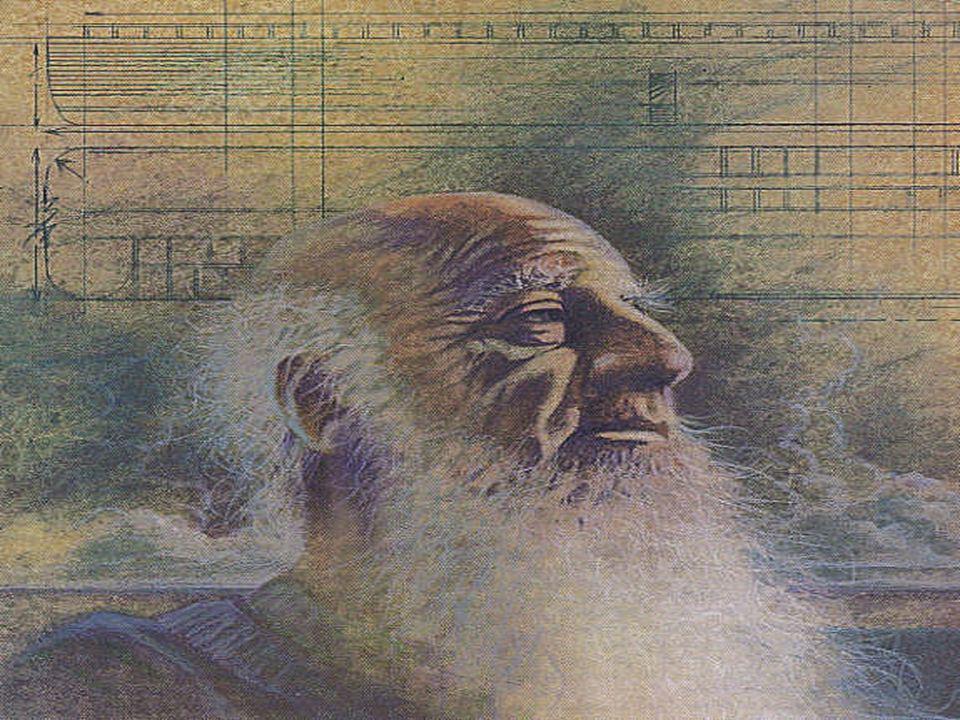 25 Edward Davis's 1943 Painting Of The Broken-Apart Ship On Mt. Ararat.