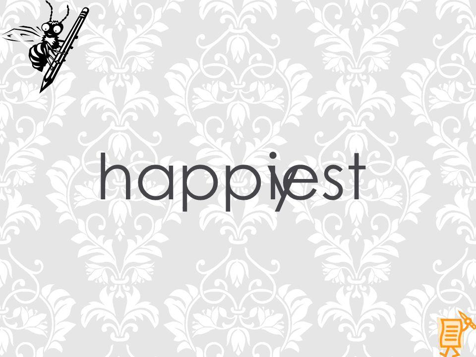 happyiest
