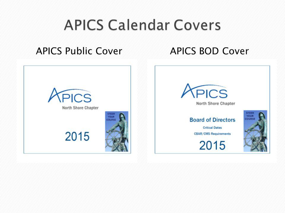APICS Public CoverAPICS BOD Cover