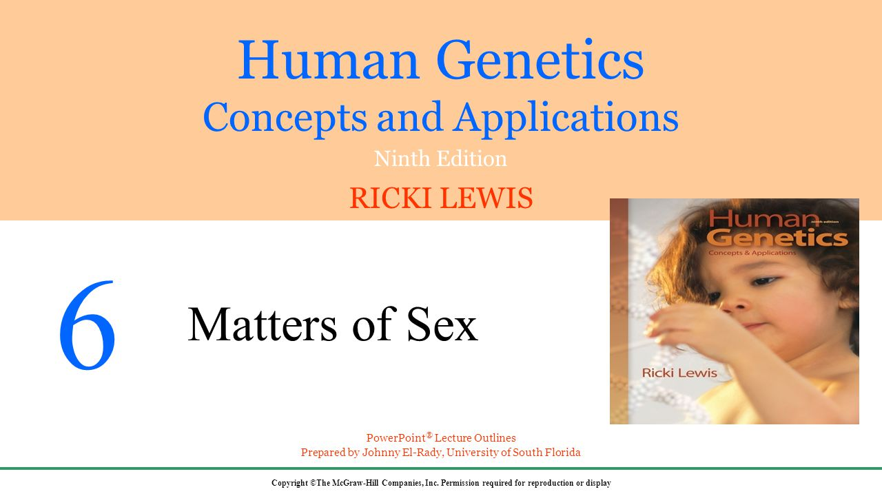 2 SEX Determination Maleness or femaleness is determined at conception Humans are monoecious: meaning that each person can make one type of gamete either eggs or sperm Dioecious organisms can make both types of gametes in the same body