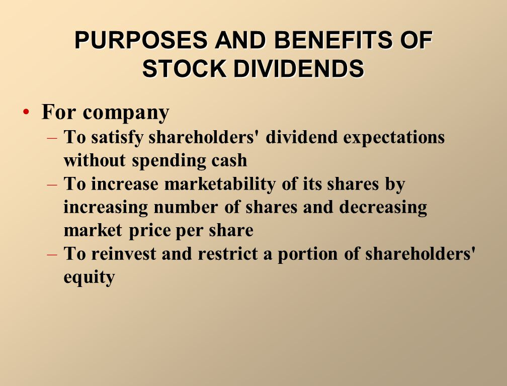ILLUSTRATION 15-4 STOCK DIVIDEND EFFECTS Stock dividends change the composition of shareholders' equity because a portion of retained earnings is transferred to contributed capital.