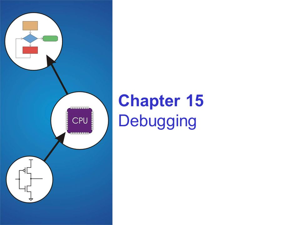 Chapter 15 Debugging