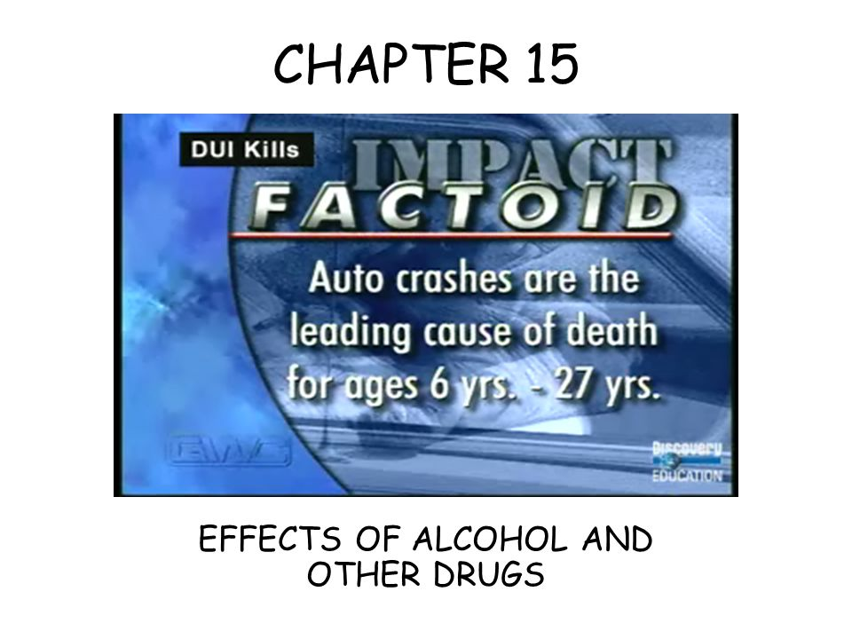 Myths and Truths About Alcohol True or False: A young person cannot become a problem drinker FALSE