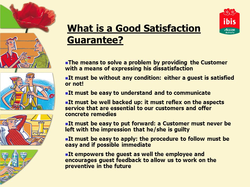 What is a Good Satisfaction Guarantee.