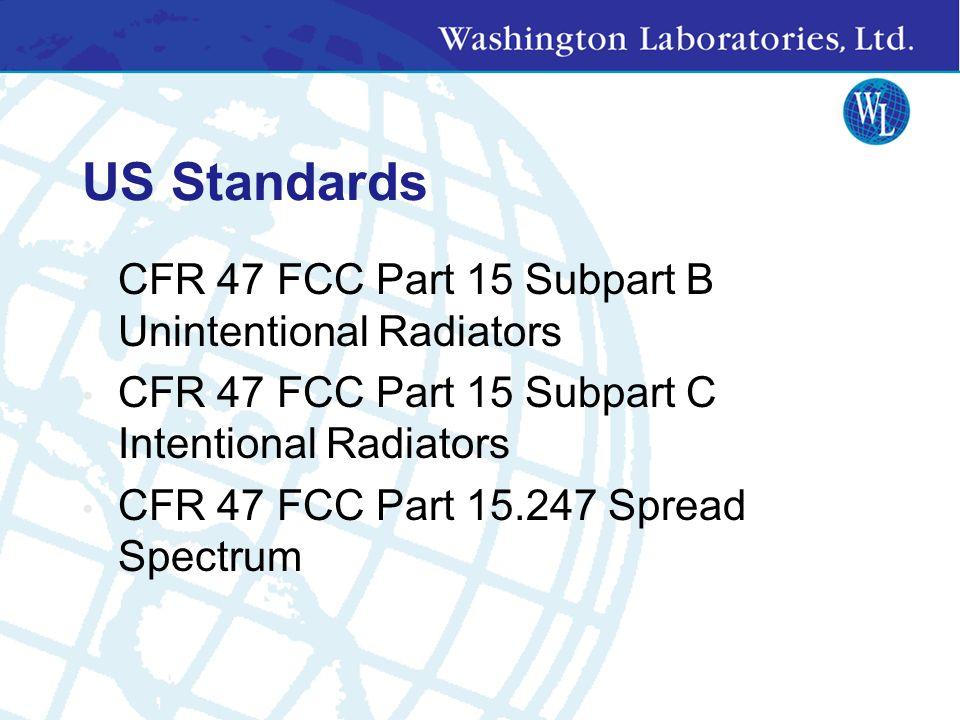 Canadian Standards RSP-100 RSS-139-1 RSS-210 RSS-102