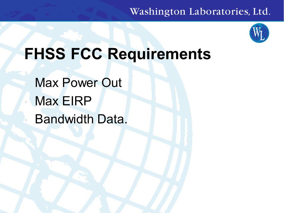 FCC Submittal Information Test Data Quasi Peak below 1GHz Both average and Peak above Plots of Band Edge Measurements