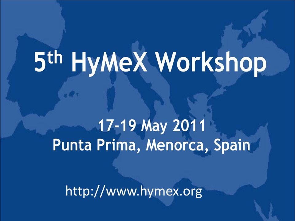 HyMeX.es http://www.hymex.org