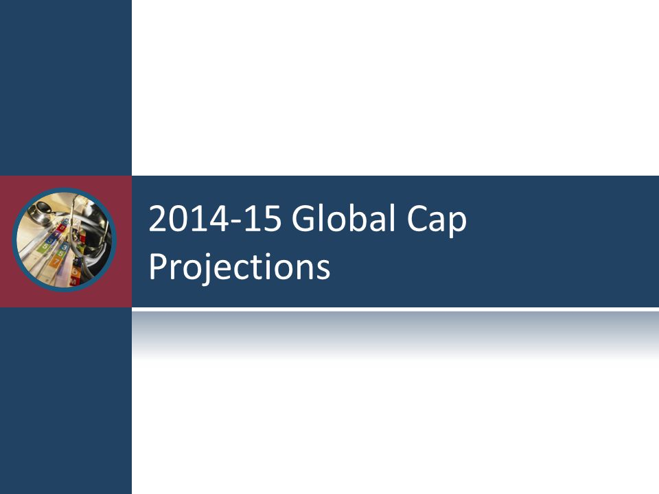 2014-15 Global Cap Projections
