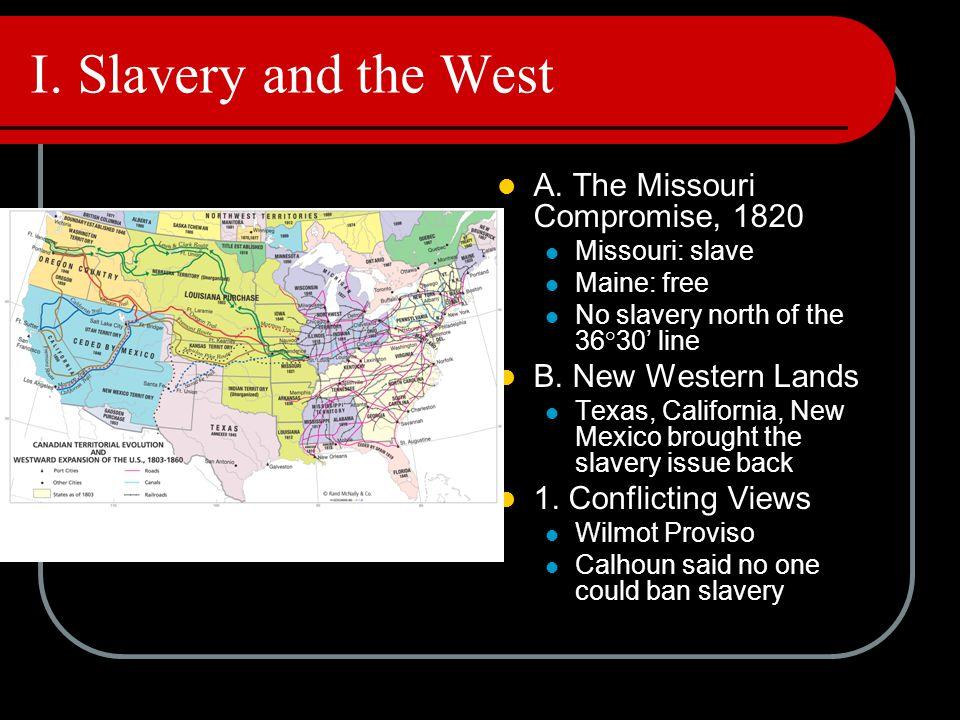 B.New Western Lands 2.