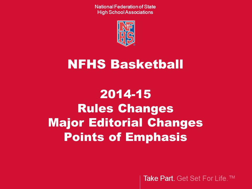 © REFEREE ENTERPISES INC.2012 Correctable Errors Five errors are recognized in the rules book.