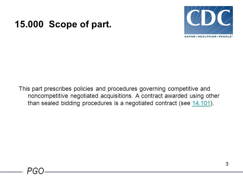 43 15.305 Proposal evaluation, cont.(2) Past performance evaluation.