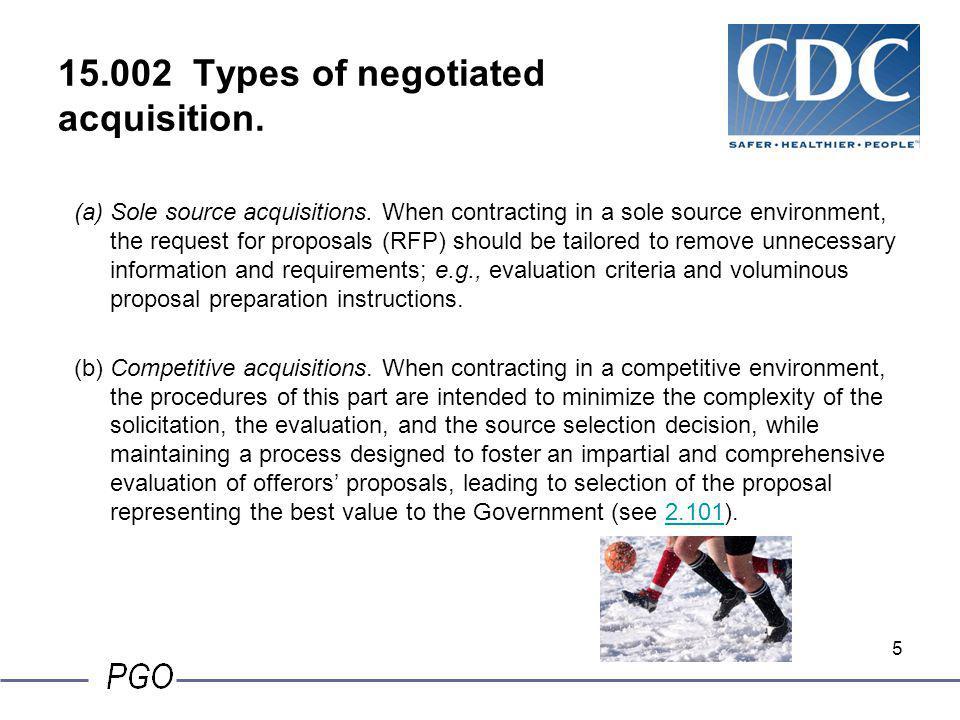 25 15.204-1 Uniform contract format.