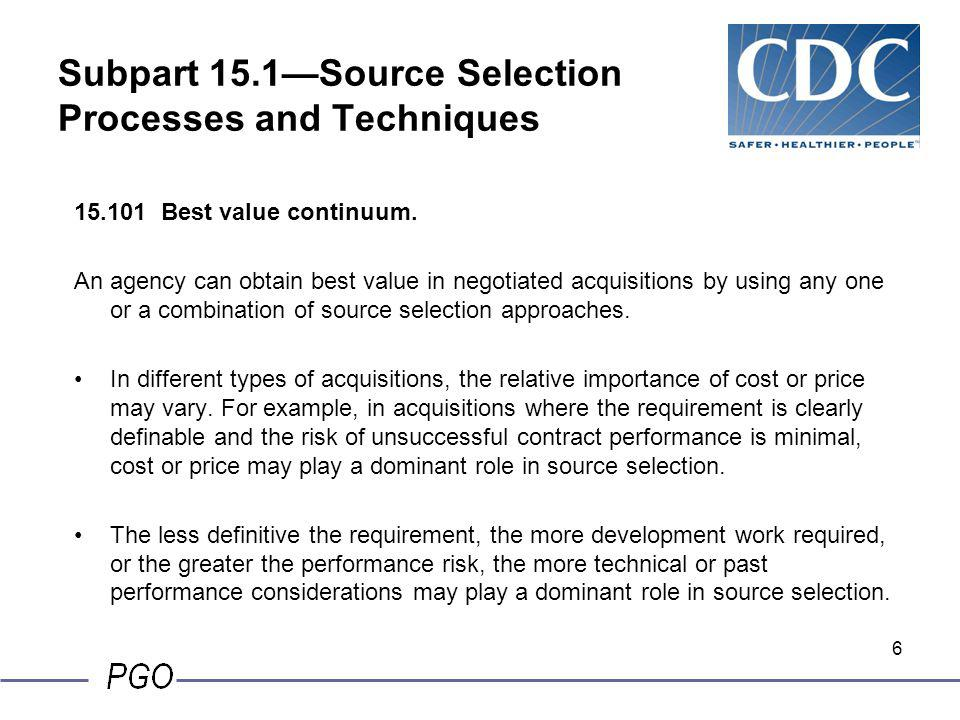 76 FAR Subpart 15.4 Contract Pricing