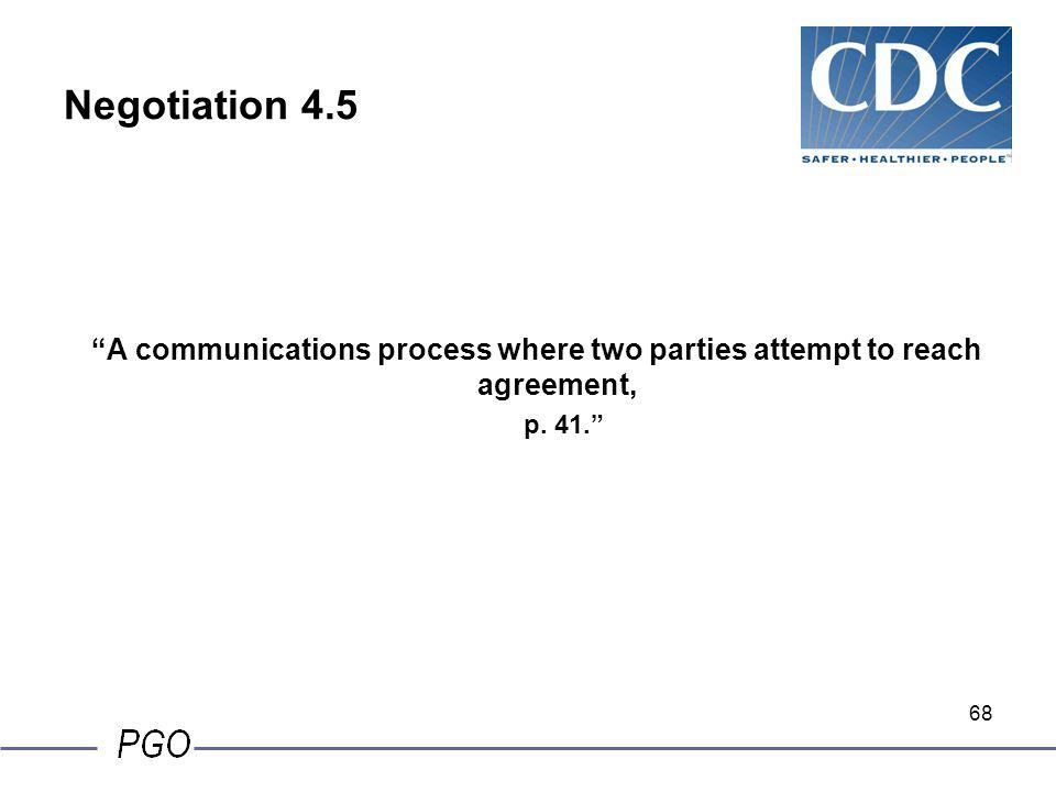 67 NCMA Negotiations (pp. 41-45) Annotated Guide to the Contract Management Body of Knowledge