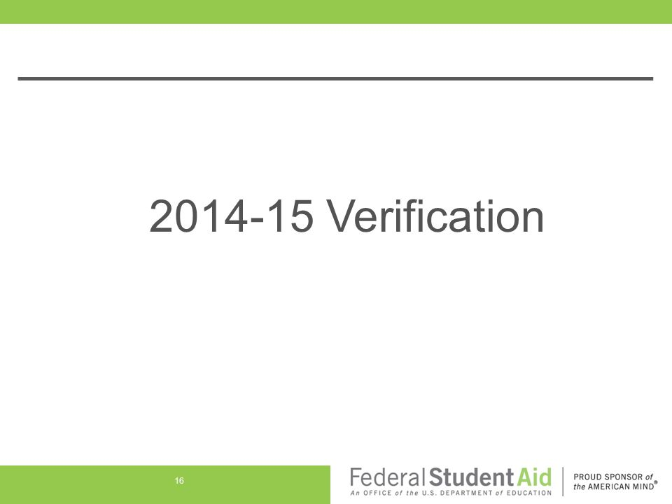 2014-15 Verification 16