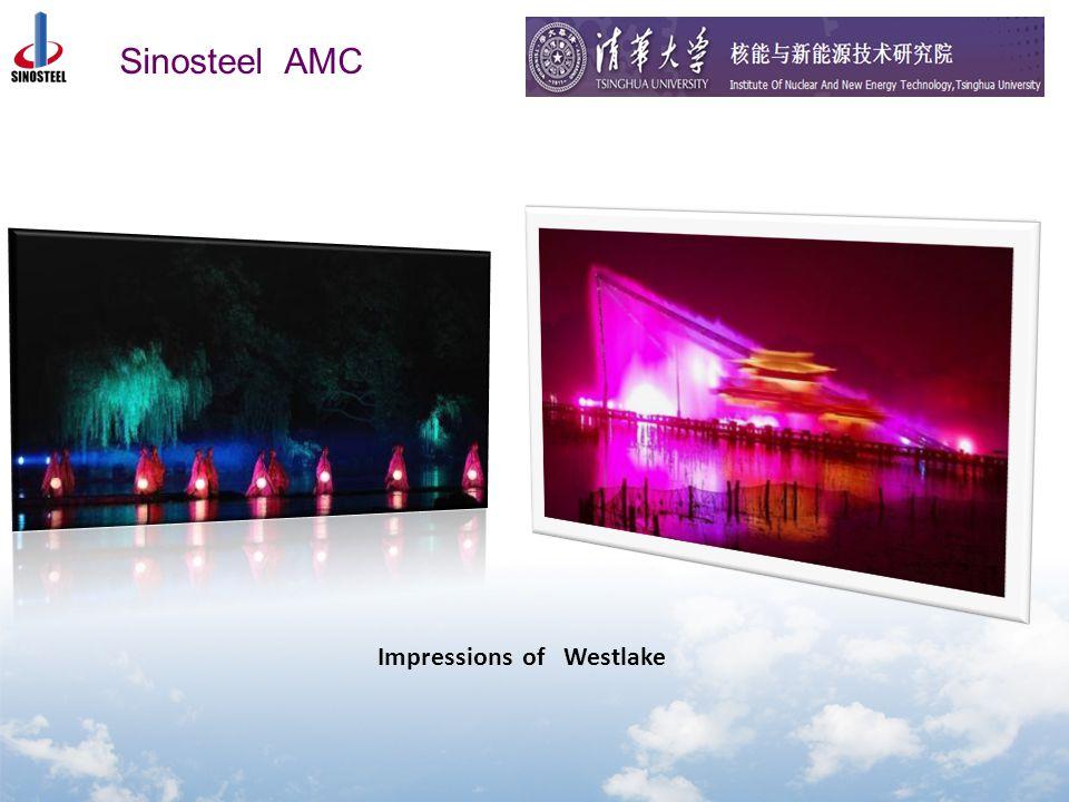 Sinosteel AMC Impressions of Westlake