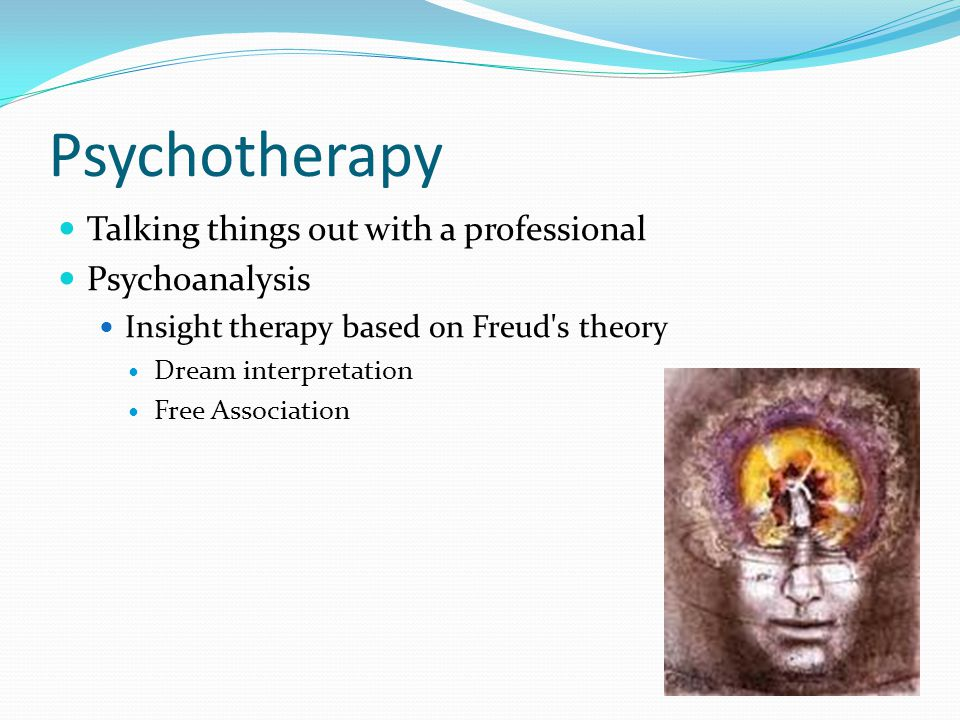 Interpersonal Psychotherapy Multiple approaches Insight Pulls together Humanistic Cognitive Behavioral Focus is on interpersonal problems Depression Relationships with others Events of everyday life