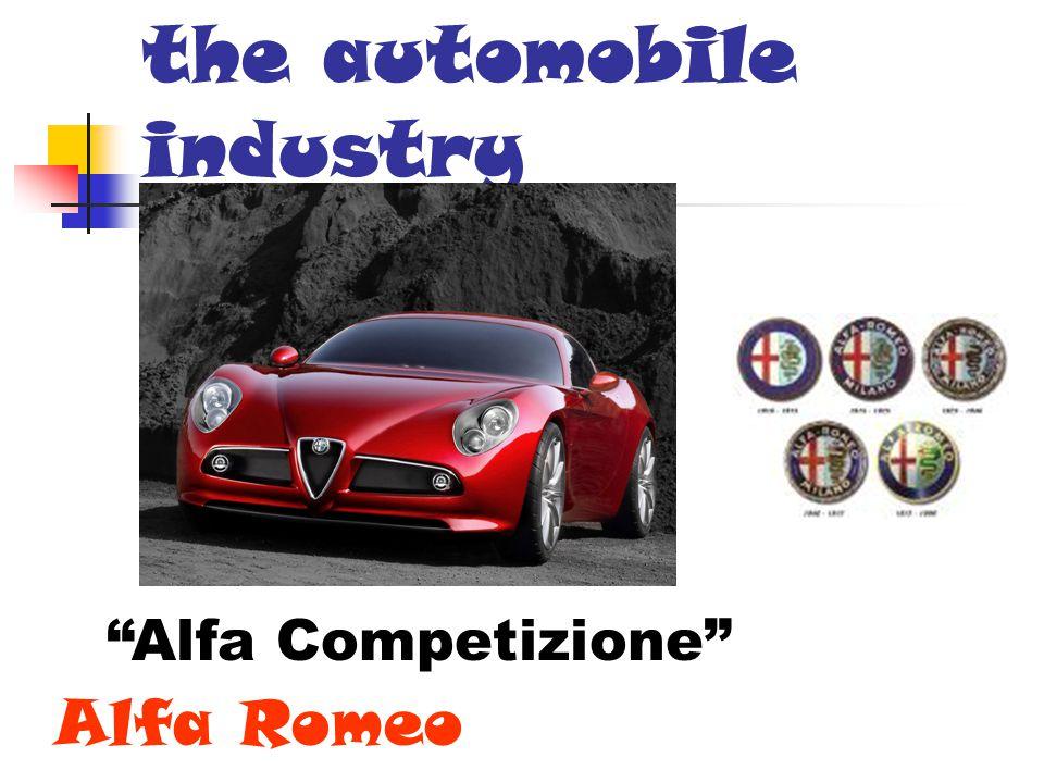 Alfa Competizione Alfa Romeo