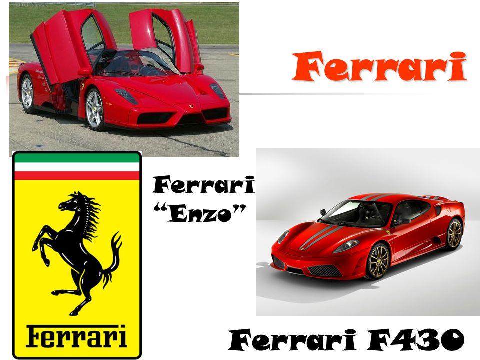 Ferrari Ferrari Enzo Ferrari F430