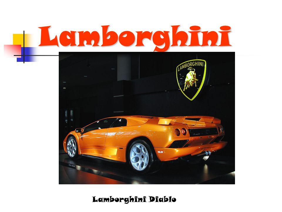 Lamborghini Lamborghini Diablo