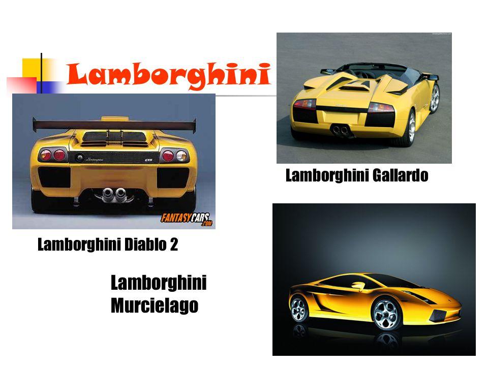 Lamborghini Lamborghini Diablo 2 Lamborghini Gallardo Lamborghini Murcielago