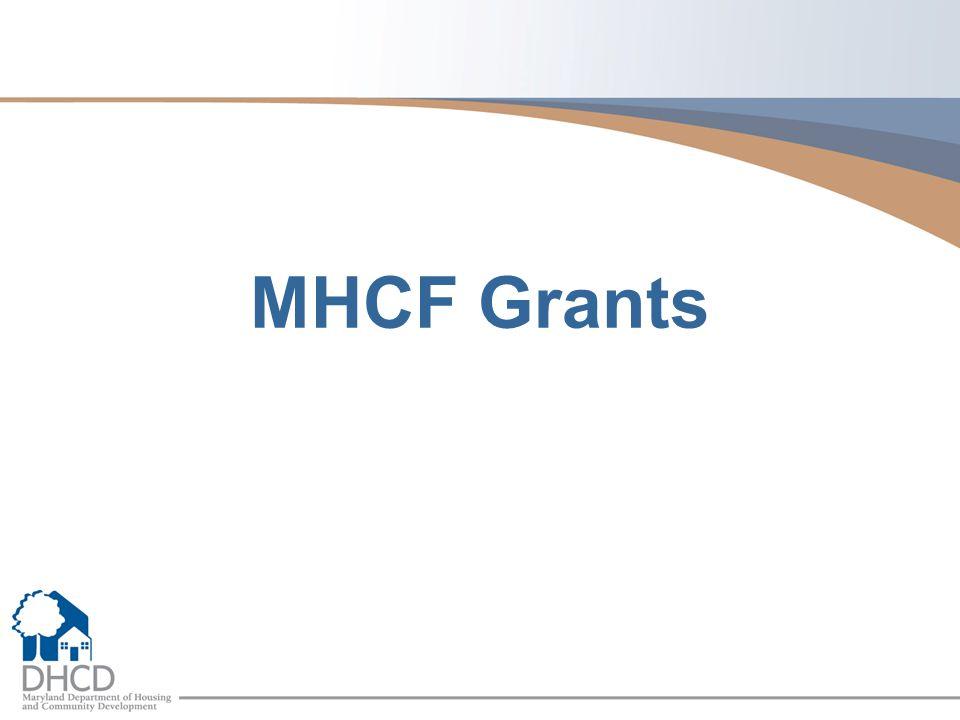MHCF Grants