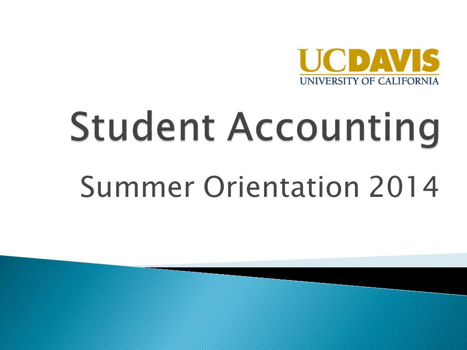 Summer Orientation 2014