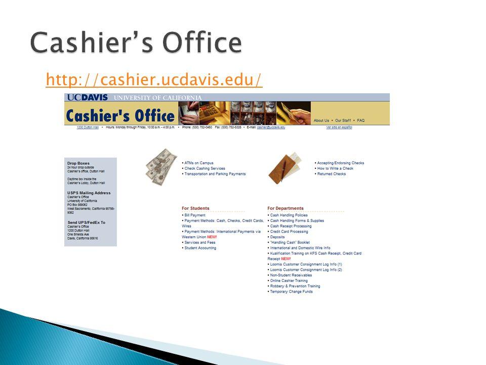 http://cashier.ucdavis.edu/