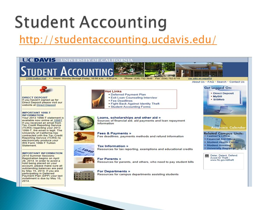 http://studentaccounting.ucdavis.edu/