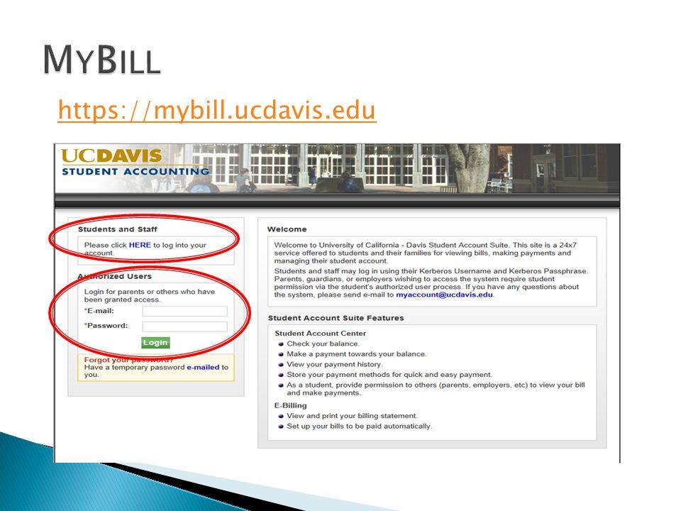 https://mybill.ucdavis.edu