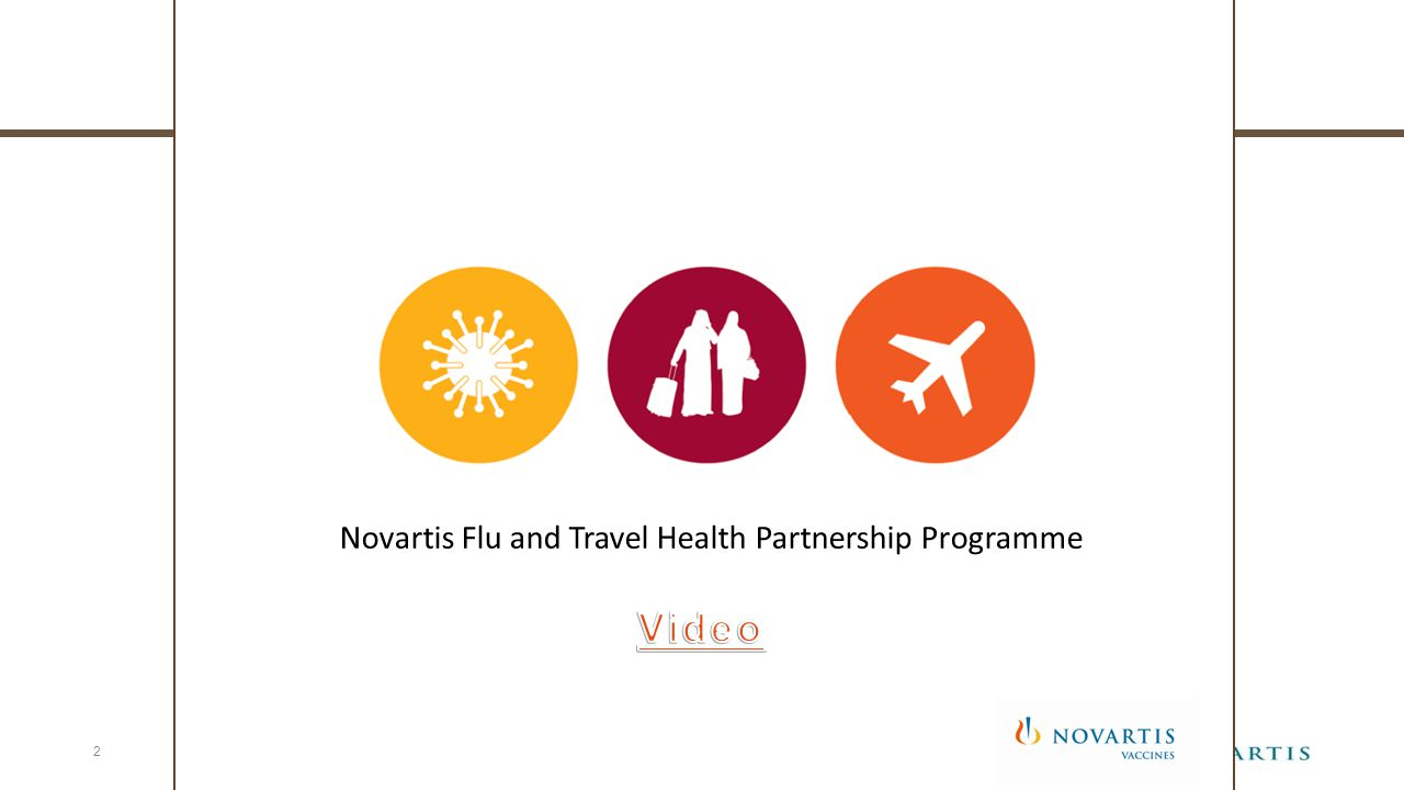 Marketing the flu vaccination service to commissioners and patients Lara Mapp, Novartis Vaccines Key Account Manager London, April 1 st 2014 Confidential Information Vaccines Prescribing Information available at the end of this presentation