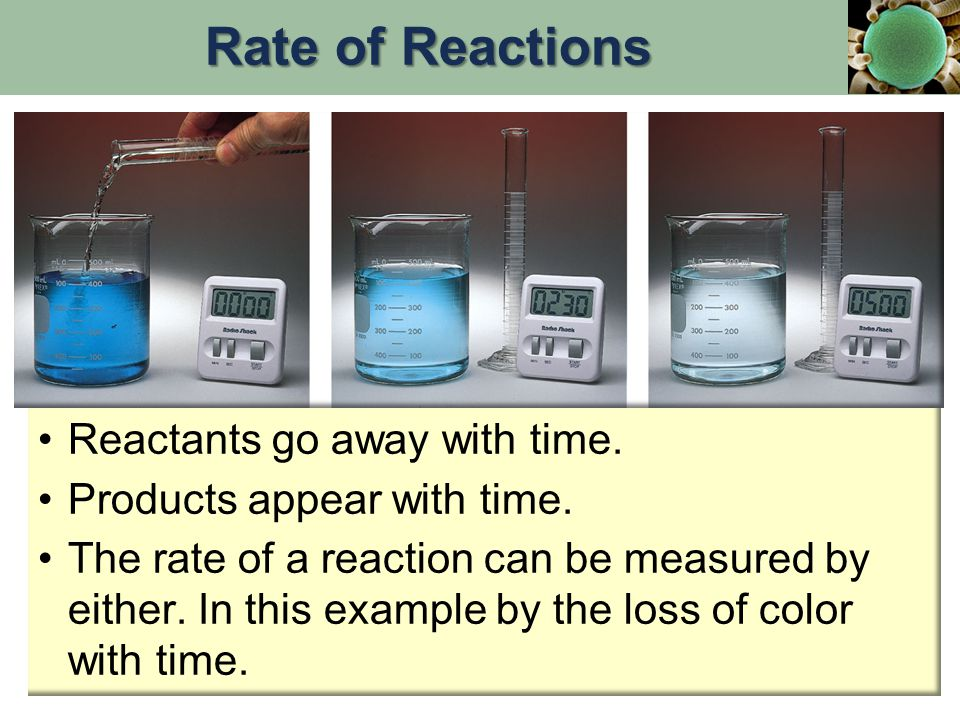 Problem: A certain reaction proceeds through first order kinetics.