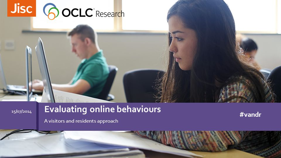 Infokit 15/07/2014Evaluating online behaviours | A visitors and residents approach32 http://bit.ly/evaldigservs-infokit