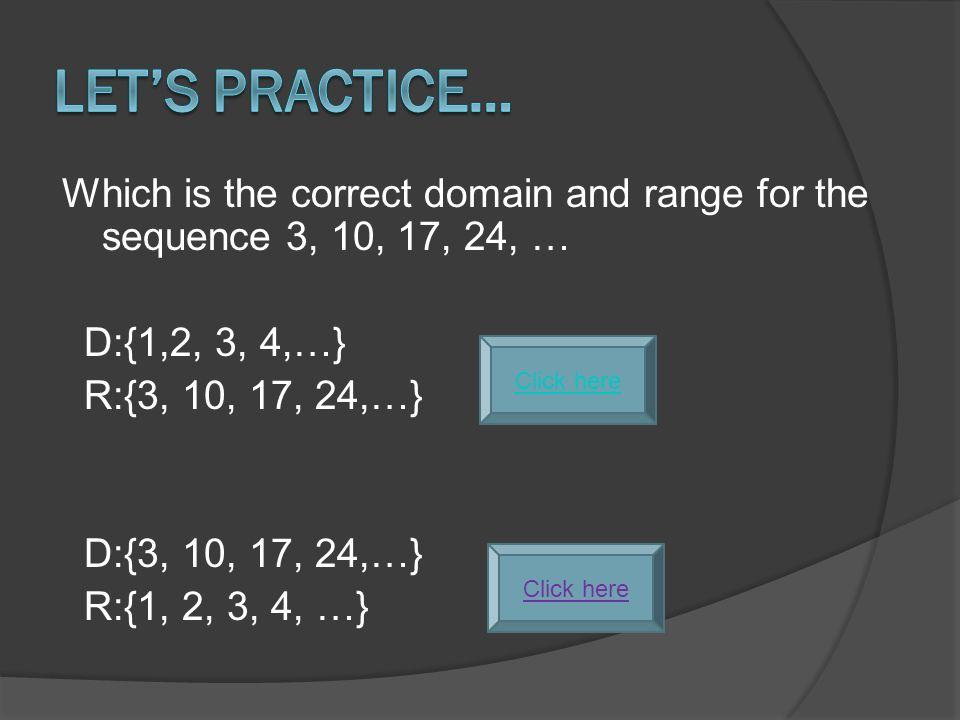 Arithmetic: Recursive a 1 = 3 a n = a n-1 + 4 Closed a n = 4 (n-1) + 3