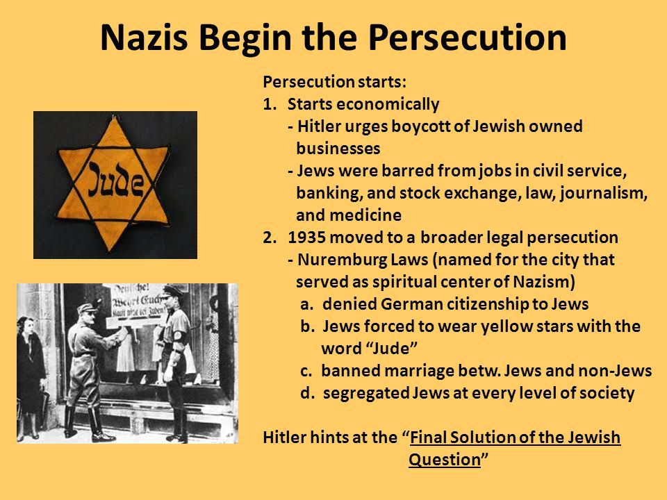Millions Are Murdered in Death Camps Nazis gain control of large territories, home to millions of Jews, from the invasion of Poland and Soviet Union Under Nazi rule, Jews in Warsaw, Lodz, and other Polish cities forced to live in crowded, walled ghettos.
