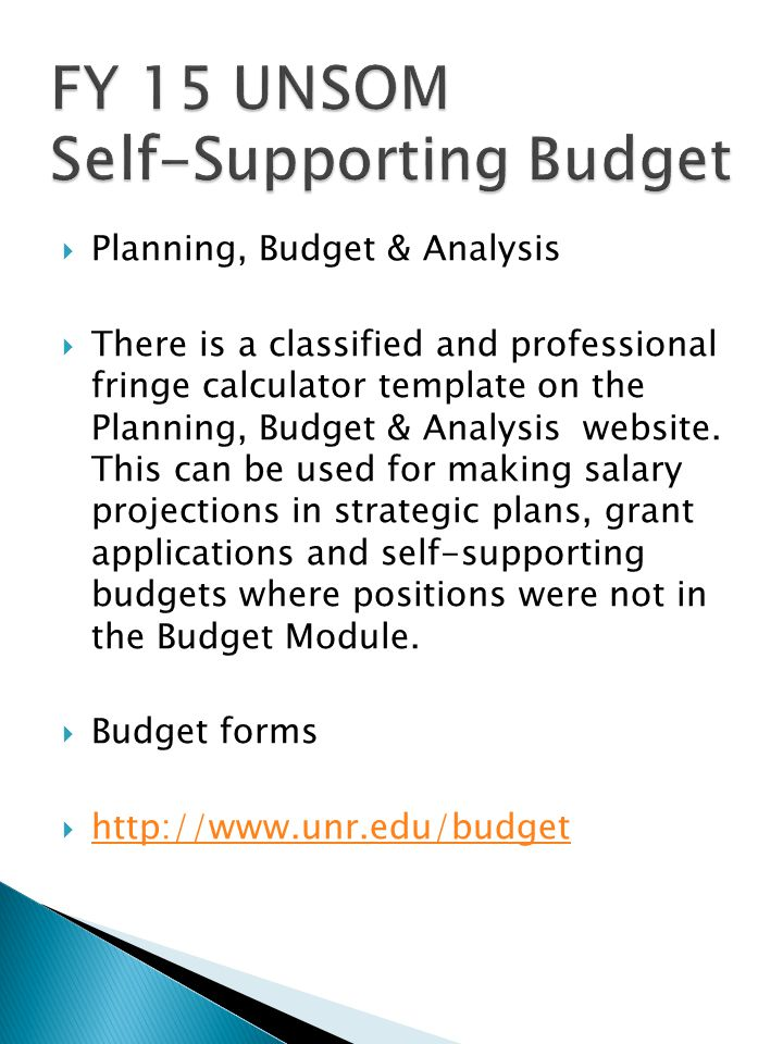  Planning, Budget & Analysis  There is a classified and professional fringe calculator template on the Planning, Budget & Analysis website.