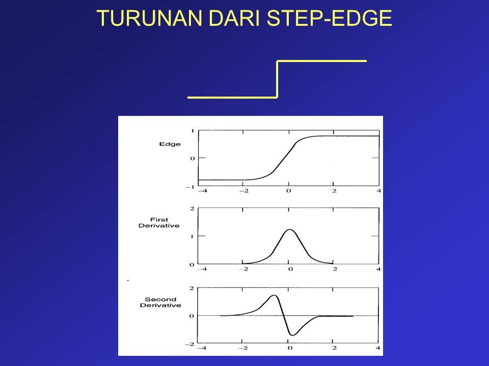 TURUNAN DARI STEP-EDGE