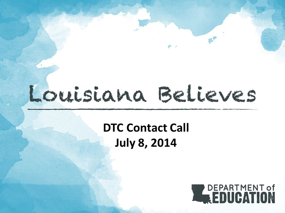 Assessment Placement Materials Receipt Placement tests are administered for applicable transfer students seeking to enroll in grade 5 or 9 who have not participated in the LEAP test in Louisiana.