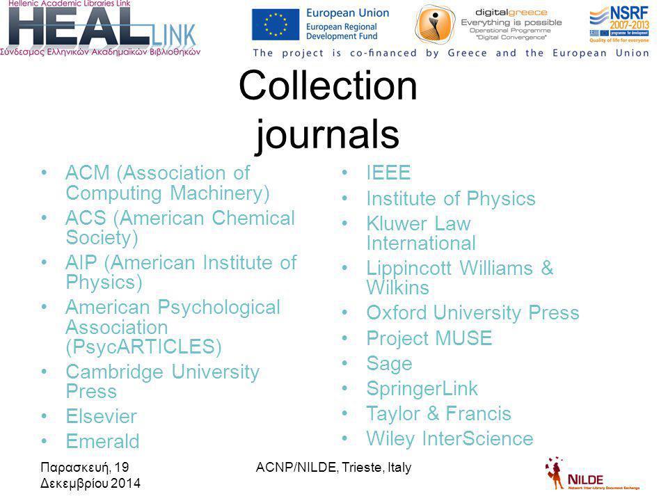 Paper Title Thank you! http://www.heal-link.gr http://nilde.heal-link.gr