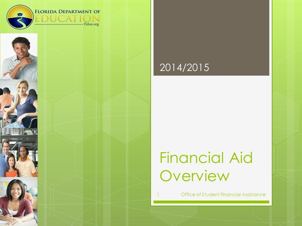 Agenda  What is financial aid. Where do I find financial aid.