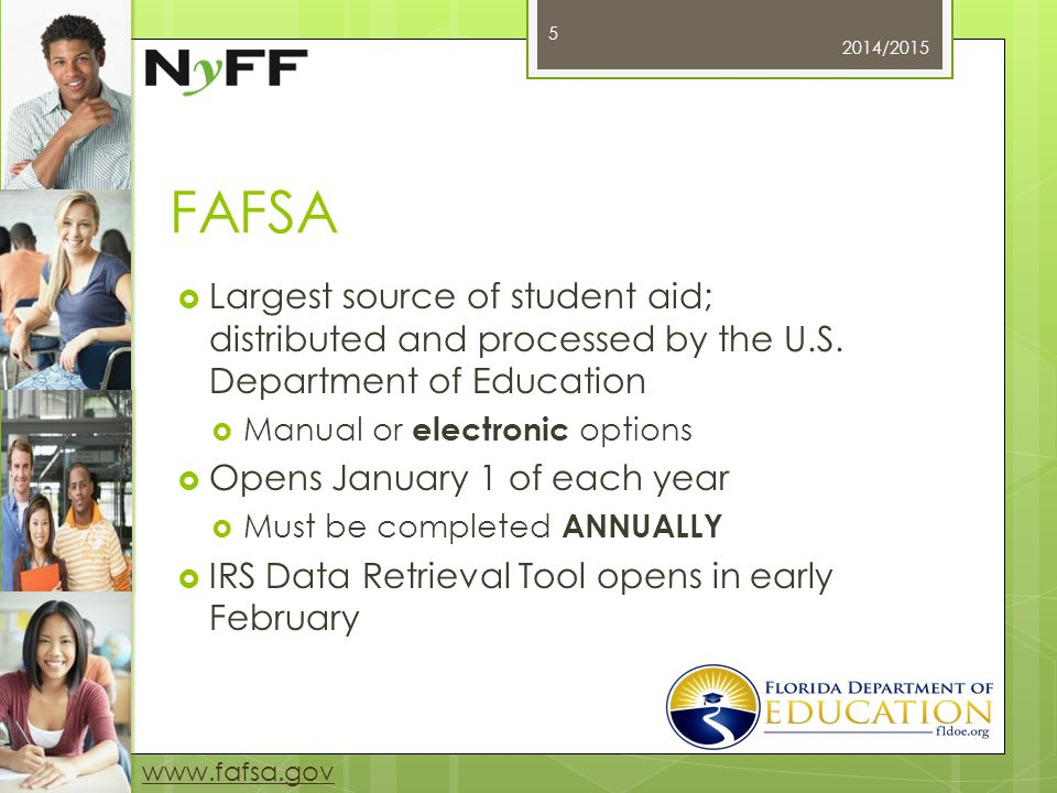 FAFSA 2014/2015 6 Help