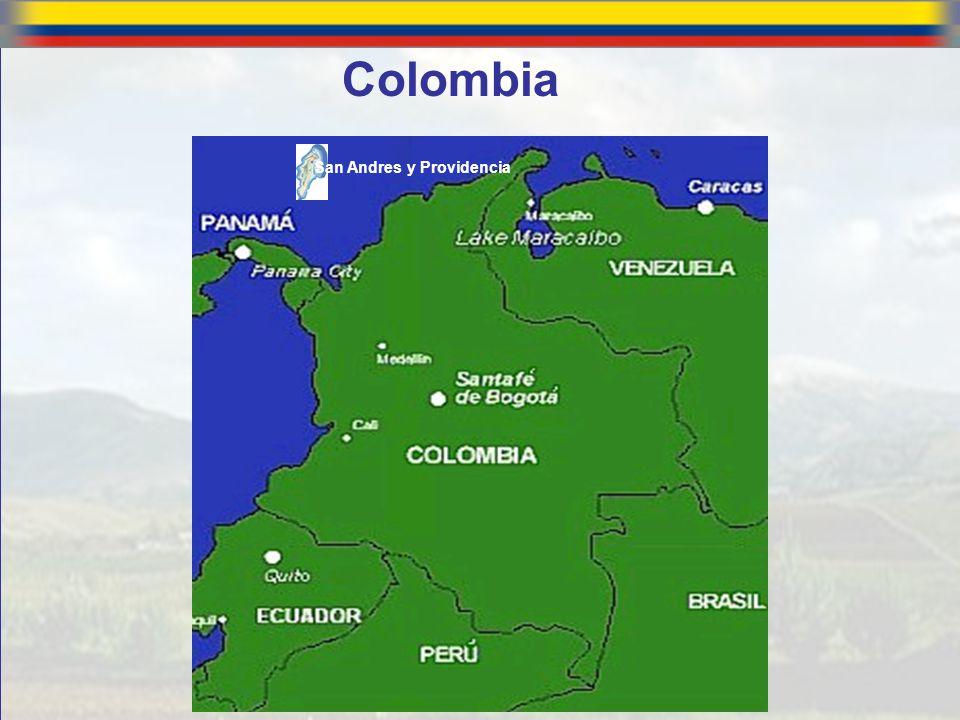 Colombia San Andres y Providencia